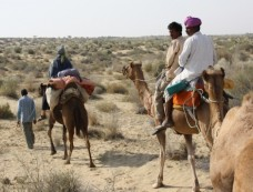 Overnight Jeep/Camel/Jeep Tour