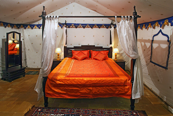 Jaisalmer Luxury Tents